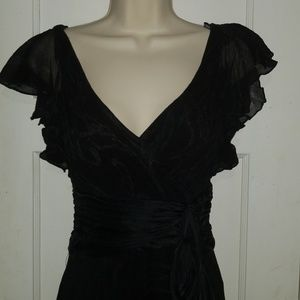Tadashi Collection Gown